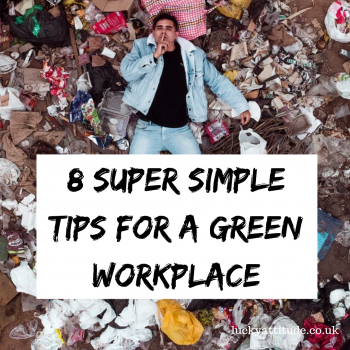 tips for green workplace